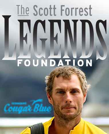 Scott Forrest Legends Foundation