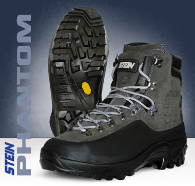 Stein Phantom chainsaw protective boots