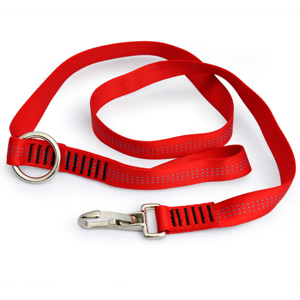 Webbing Lanyard with Clip