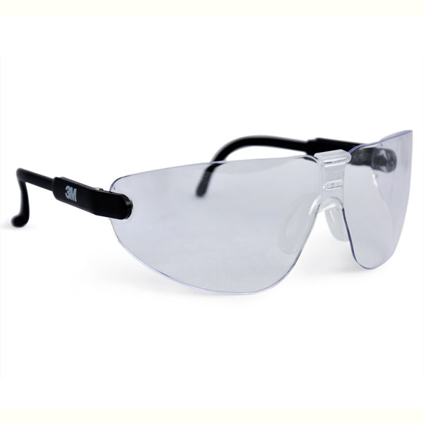 Lexa Safety Glasses - Clear