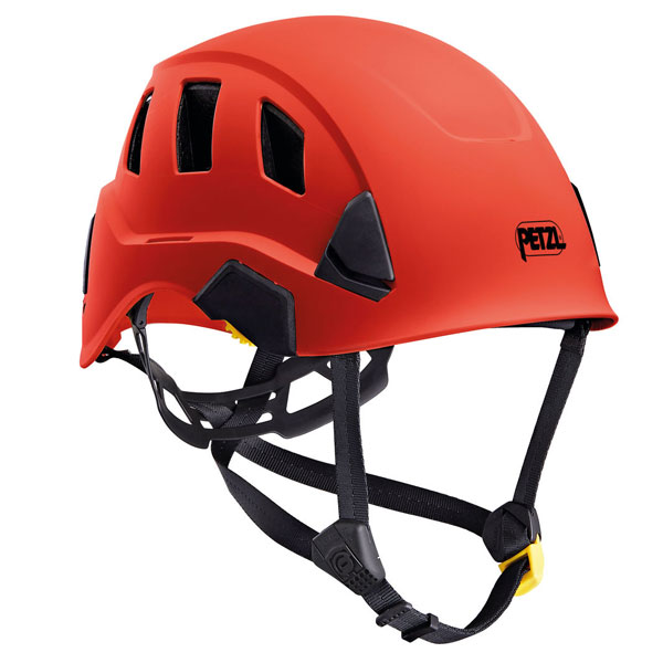 Petzl Strato Vent - Red