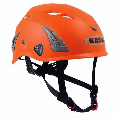 Orange Stein Kask Super Plasma Tc Helmet Treetools